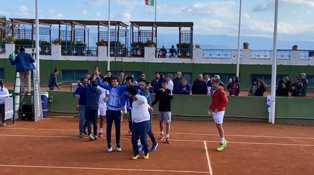 tennis, Messina, Sicilia, Sport