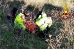 Cade in un burrone a Monte Capo Scaletta, salvato un 79enne di Messina