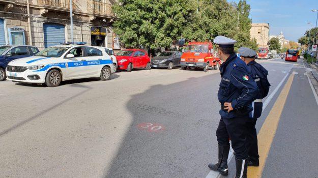 agenti polizia municipale, messina, verbali, Daniele Lo Presti, Messina, Sicilia, Cronaca