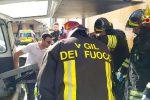 Esercitazione dei vigili del fuoco a Sant'Onofrio: il video