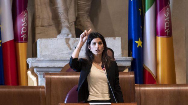 diffamazione, roma, Virginia Raggi, Vittorio Feltri, Sicilia, Cronaca