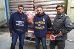 Pellet non tracciabile, maxi sequestro al porto di Palermo