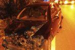 Incidente a Giampilieri Marina, scontro auto-moto: un ferito