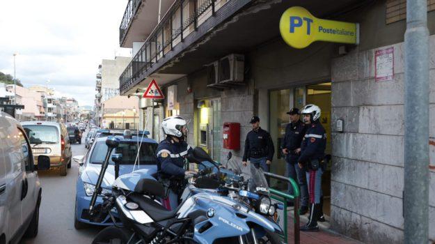 poste, rapina, Messina, Sicilia, Cronaca