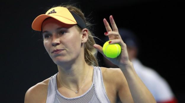 tennis, Caroline Wozniacki, Sicilia, Sport