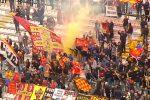 Vittoria scaccia-crisi per l'Acr Messina, Crucitti stende il San Tommaso 1-0