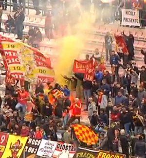 Serie D, trasferta di Acireale vietata per i tifosi dell'Acr Messina