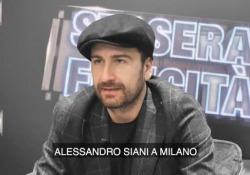 Alessandro Siani: «La felicità è importante e non penso si possa trovare sui social network» - Corriere Tv