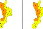 Maltempo, nuova allerta arancione e gialla emessa sulla Calabria