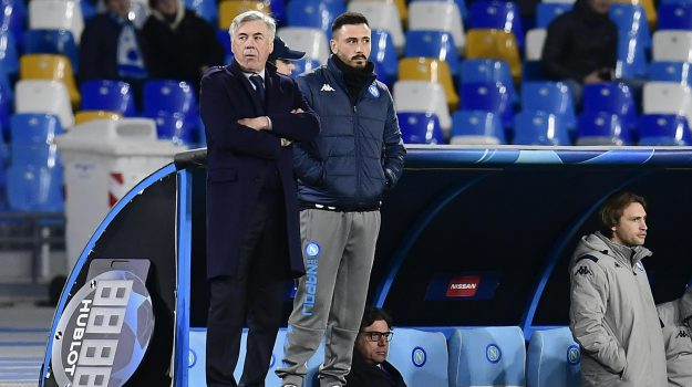 calcio, napoli, Carlo Ancelotti, Sicilia, Sport