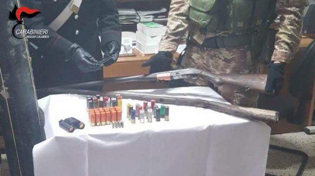 armi, munizioni, Rosario Valanidi, Reggio, Calabria, Cronaca