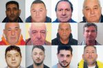 Interessi della 'ndrangheta in Umbria ma gli ordini arrivavano dalla Calabria: nomi e foto degli arrestati