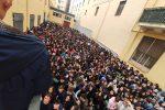 Frase sui figli dei contadini al liceo Seguenza di Messina, gli studenti occupano la scuola