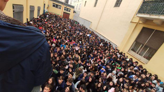 liceo seguenza, scuola, studenti, Lidia Leonardi, Messina, Sicilia, Cronaca