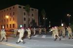Cerimonia di consegna delle chiavi di Messina alla brigata Aosta: ecco le prove