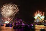Il 2020 in Australia e Nuova Zelanda: le foto dei fuochi d'artificio