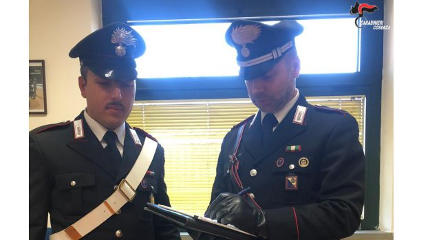 carabinieri, cassano all'Ionio, cocaina, Cosenza, Calabria, Cronaca
