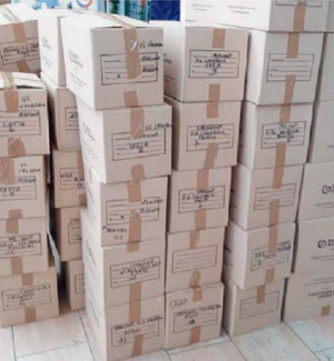 Reggio sposa la solidarietà, 35 tonnellate di prodotti raccolti per la giornata della Colletta Alimentare