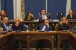 La seduta di ieri sera del consiglio comunale di Messina