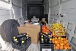 Ambulanti a Messina, blitz dei vigili: a Giostra sequestrati furgoni e cibo