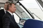 Putin inaugura ferrovia Russia-Crimea, l'Ue condanna