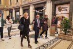 Galleria Vittorio Emanuele di Messina, De Luca: tutti i commercianti devono mettersi in regola