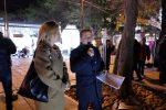 """Natale a Messina, De Luca chiude le polemiche: """"Il Giardino delle luci resta e sarà a pagamento"""""""