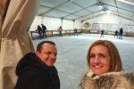 Messina, sequestrata la pista di pattinaggio in piazza Cairoli: non aveva licenza