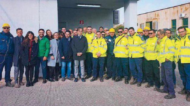 ecologia oggi, licenziamenti, reggio calabria, Reggio, Calabria, Cronaca
