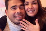 La coppia ha annunciato il matrimonio sui social