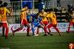 Fc Messina perde contro la Cittanovese: non basta il gol di Dambros