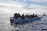 Quarantaquattro migranti sbarcano a Lampedusa, terzo approdo in 24 ore