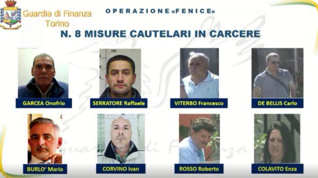 'ndrangheta, fenice, tribunale del riesame, Domenico Peila, Mario Burlò, Maurizio Basile, Calabria, Cronaca