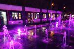 Messina, inaugurata la fontana di piazza Cairoli - Foto