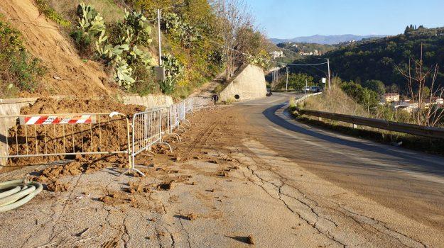 dissesto idrogeologico, sindacato, Calabria, Economia