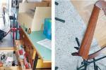 """Ladri all'istituto """"Catanoso De Gasperi"""" di Reggio, rubati gli strumenti musicali"""