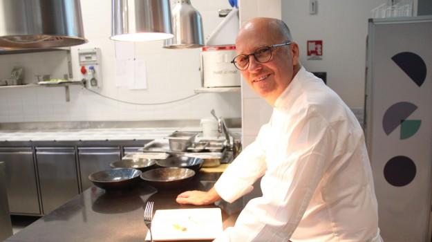chef, MuMe, natale, pranzo della solidarietà, Heinz Beck, Messina, Sicilia, Società