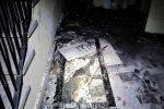 Raid in un monumento simbolo di Catania: a fuoco gli interni di Porta Garibaldi