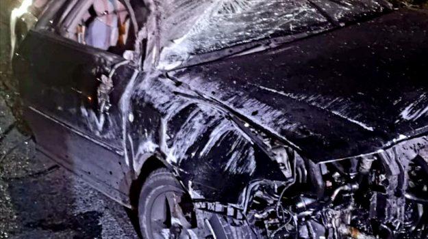 autostrada, incidente stradale, milazzo, palermo-messina, Messina, Sicilia, Archivio