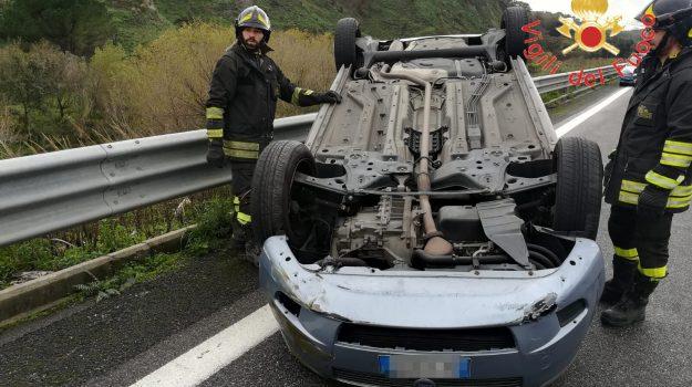 incidente, statale 280, Catanzaro, Calabria, Cronaca