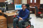 """Ingegnere disabile dell'Ateneo di Messina crea """"app"""" che abbatte barriere linguistiche"""