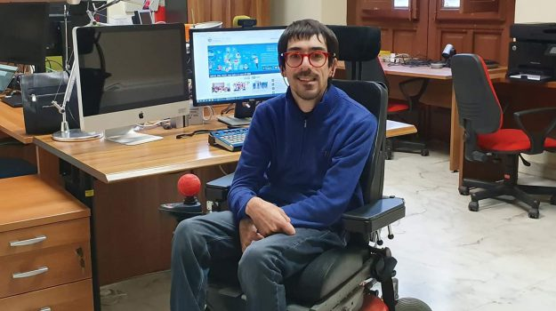 barriere, disabili, internet, Davide Mulfari, Messina, Sicilia, Economia