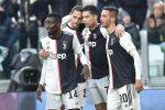 Serie A, la Juve asfalta l'Udinese 3-1: per il Milan solo 0-0 con il Sassuolo