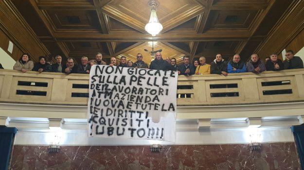 atm messina, consiglio comunale, Cateno De Luca, Messina, Sicilia, Politica