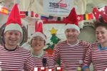 Dallo Spazio gli auguri di Natale degli astronauti: il video con Luca Parmitano