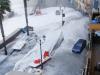 La furia del mare su Bagnara, pedalò per strada e barche affondate - Video