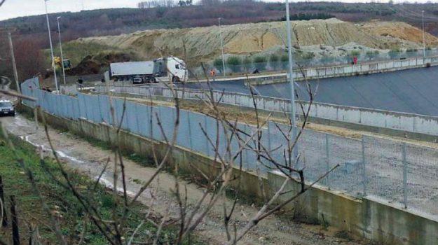 discarica, rifiuti, Reggio, Calabria, Cronaca