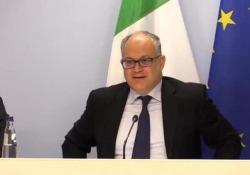 Mes, Gualtieri: «Eccesso di potere? Sì, ma degli Stati» Il ministro dell'Economia stupito dalle polemiche dei sovranisti - Ansa