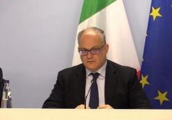 Mes, Gualtieri: «Ora in Parlamento risoluzione ampia» Le parole del ministro dell'Economia, Roberto Gualtieri - Ansa