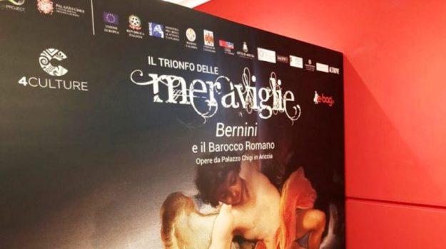 catanzaro, mostra Bernini, museo, Viaggi